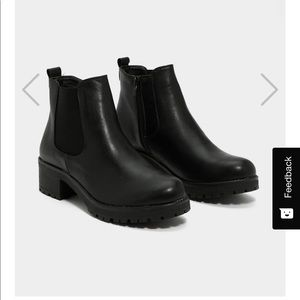 Follow in my Footsteps Chelsea Boot from NastyGal